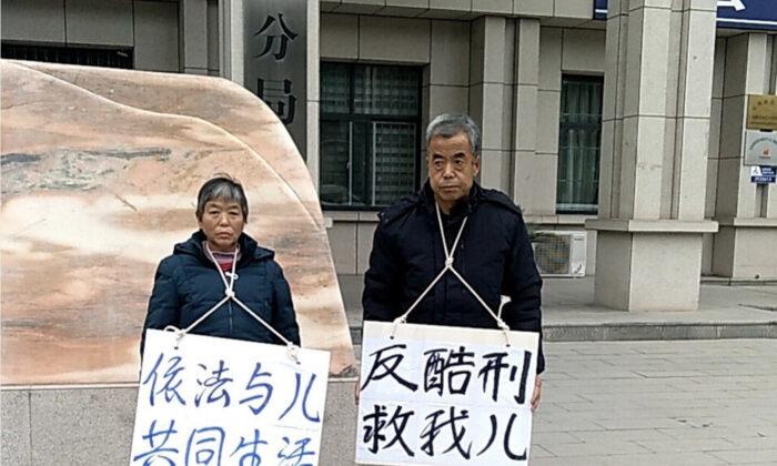 Torturan a abogado chino y le niegan el acceso a su familia y a sus abogados durante más de 6 meses