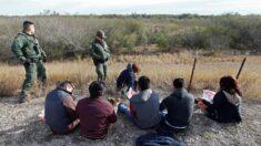 La Patrulla Fronteriza detiene a 278 inmigrantes ilegales en Texas