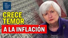 Al Descubierto: Propuestas de gasto masivo de Biden aumenta el temor a la inflación. Presunto contrabando humano