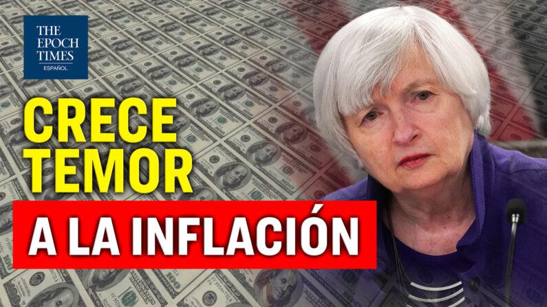 Propuestas de gasto masivo de Biden aumenta el temor a la inflación. Presunto contrabando humano. (Al Descubierto/The Epoch Times en Español)