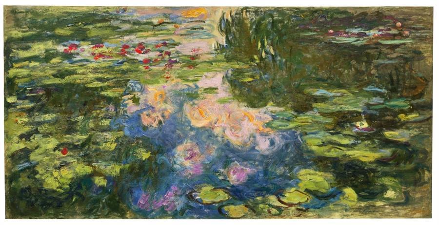 Un cuadro de Monet supera los 70 millones de dólares en subasta en Nueva York