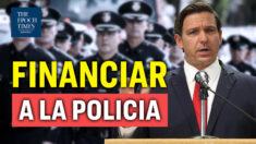 Al Descubierto: DeSantis se compromete a financiar la policía de Florida. Contribuyentes pagarán abogados a ilegales