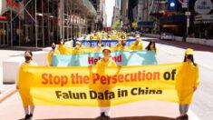 Miles de practicantes de Falun Gong marchan en Manhattan para mostrar esperanza y resiliencia
