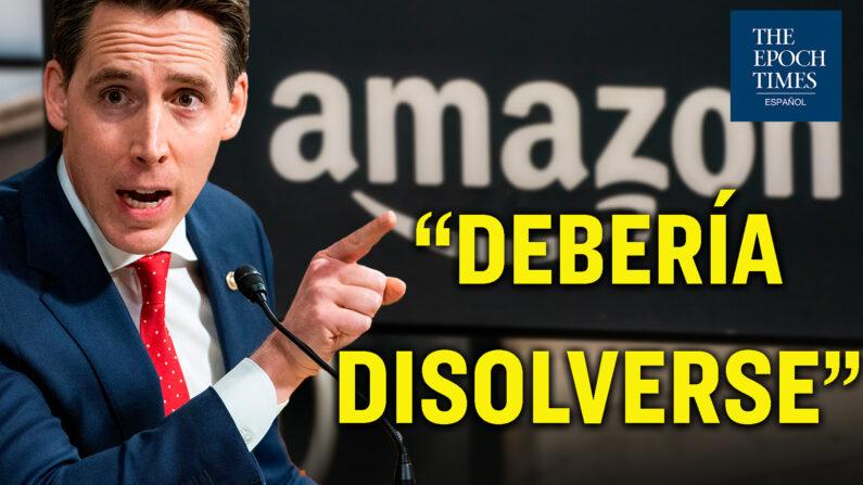 Amazon enfrenta varios proyectos de ley antimonopolio | 28 empresas unidas contra nuevos impuestos. (Al Descubierto/The Epoch Times en Español)