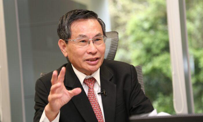 El Dr. Shiing Jer Twu, presidente del Centro de Desarrollo de Biotecnología de Taiwán y exministro de Salud de Taiwán, en esta foto sin fecha. (Cortesía del Centro de Desarrollo de la Biotecnología)