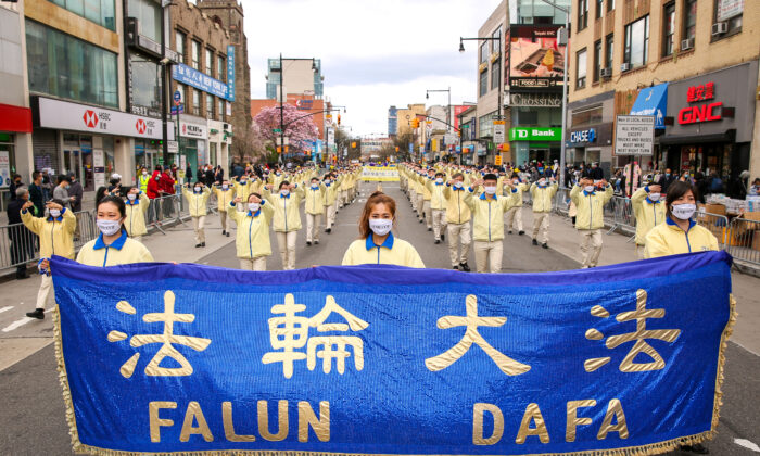 Practicantes de Falun Gong celebran su fe alrededor del mundo y se oponen a la persecución del PCCh