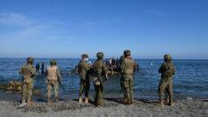 España moviliza al Ejército para frenar la oleada migratoria desde Marruecos