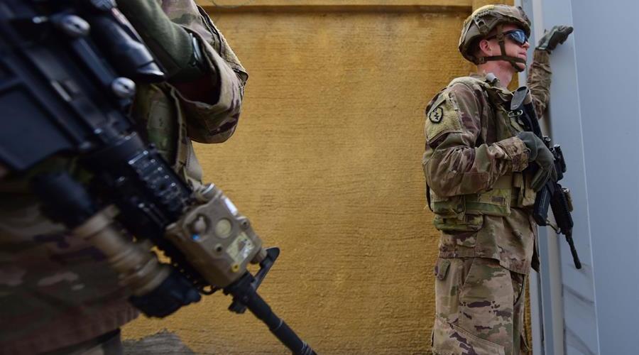 Nuevo ataque sin víctimas contra base militar iraquí con presencia de EE.UU.