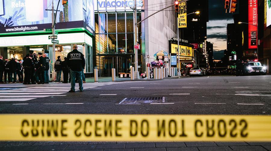 Detienen en Florida al sospechoso del tiroteo en Times Square