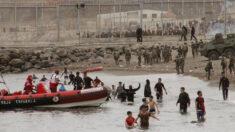 España devuelve a Marruecos 6000 inmigrantes llegados a Ceuta