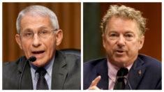Fauci se enfrenta con senador Paul: Los NIH no financiaron estudios riesgosos en laboratorio de Wuhan