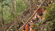 Al menos siete muertos por un alud en una mina de oro en Indonesia