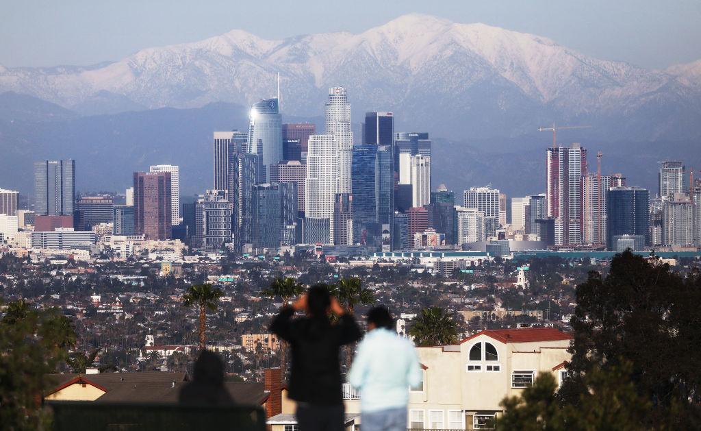 California registra el primer descenso anual de su población