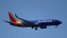 Auxiliar de vuelo de Southwest pierde dientes en presunto ataque por pasajero: Sindicato