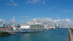 Royal Caribbean reanudará salidas desde puertos de EE.UU. a partir de julio