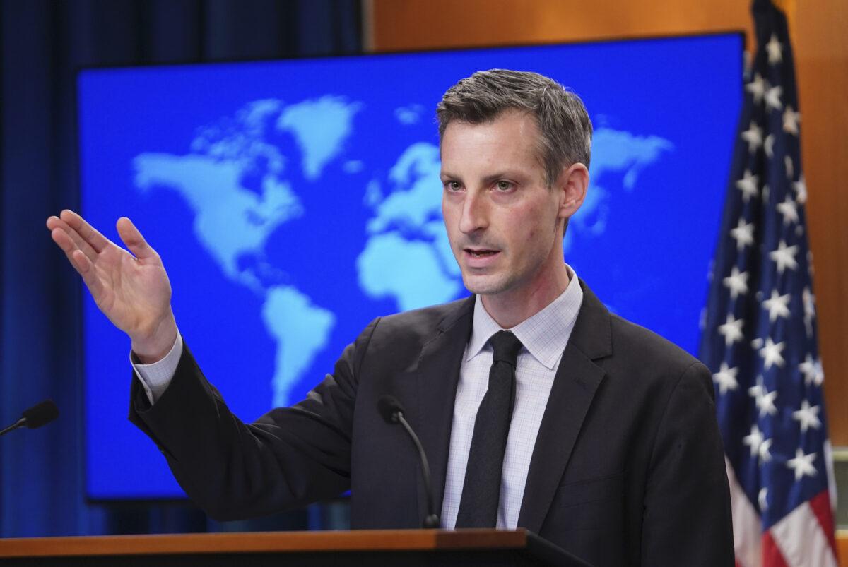 """EE.UU. asegura que las elecciones rusas no fueron """"justas"""" ni """"libres"""""""