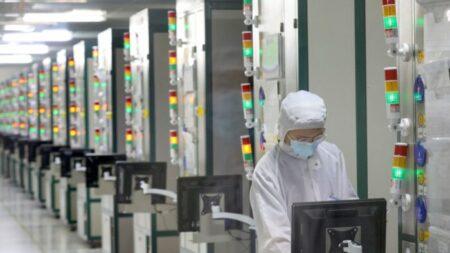 Escasez mundial de chips resalta necesidad de diversificar cadena de suministro de EE.UU.