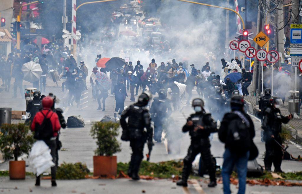 """Denuncian la """"mano larga"""" de Cuba y Venezuela en Colombia"""