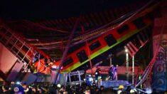 Fiscalía de Ciudad de México atribuye colapso del metro a mala construcción