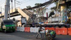 El 32 % de la línea colapsada del metro de Ciudad de México tiene deficiencias