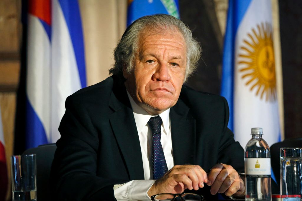 El Salvador podría seguir mismo camino que Cuba, Venezuela, Nicaragua y Bolivia: OEA