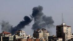 Cohetes desde Gaza y bombardeos israelíes continúan por segundo día