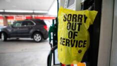 Cerca de 15,000 gasolineras están sin combustible en todo el país
