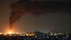 """ONU advierte de """"guerra a gran escala"""" entre Israel y palestinos tras derrumbe de edificio residencial"""