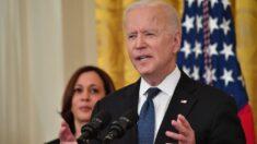56 republicanos envían carta a Biden pidiéndole que releve a Harris de sus funciones fronterizas
