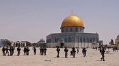 """Biden: Dos Estados es """"la única respuesta"""" al conflicto entre Israel y Palestina"""