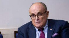 """La redada del FBI parece ser una """"represalia política"""" contra Giuliani y Trump, dice Basham"""
