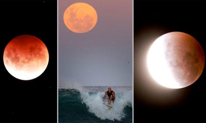 Izq: (Phil Walter/Getty Images); Centro: (Cameron Spencer/Getty Images); Der: (Phil Walter/Getty Images)