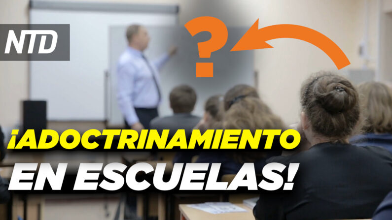 """Combaten """"adoctrinamiento"""" en escuelas; McDonald's paga por entrevistas laborales  NTD noticiero en español"""