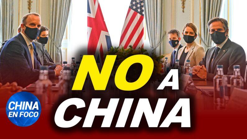 El G7 dice no a China y apoya a Taiwán. China suspende todo diálogo con Australia. (China en Foco/NTD en Español)