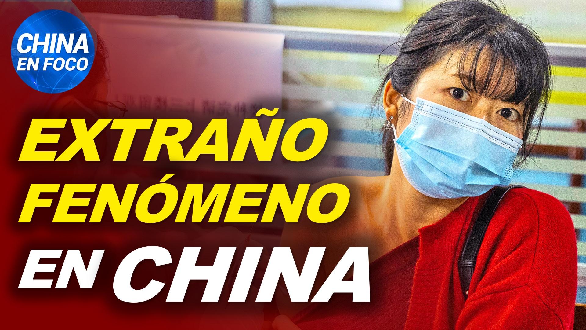 China en Foco: Aparece un extraño fenómeno en China por las vacunas. ¿Acceso a importantes secretos comerciales?