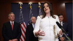 """Presidenta del GOP Elise Stefanik: DOJ está """"tratando de bloquear"""" auditoría del condado de Maricopa"""