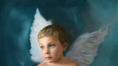 Contemplen la belleza: el infortunio de un ángel