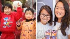 Estudiantes se conocen en un bus y descubren que vivieron en el mismo orfanato en China