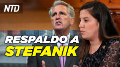 McCarthy respalda a Stefanik para puesto del GOP; Abogado: Trump puede vivir en Mar-a-Lago | NTD