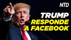 NTD Noticias: Trump responde a decisión de Facebook; Abogado de Dereck Chauvin solicita nuevo juicio