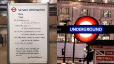 Metro de Londres escribe emotivo mensaje en solidaridad con la tragedia ocurrida en el metro de CDMX