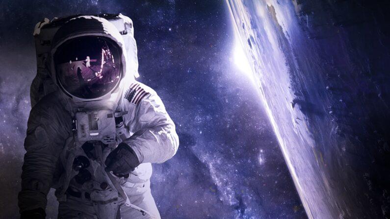 Como no se aplica presión, los huesos de los astronautas se vuelven más delgados y su sistema inmunológico se debilita. (Yuri_B / Pixabay)