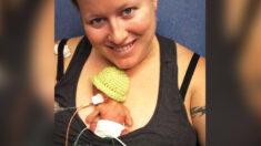 Bebé prematuro que nació diminuto venció al COVID y ahora es un próspero niño de dos años