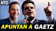 NTD Noticias: Apuntan a Gaetz tras acusación a su amigo; TX: Fentanilo aumenta un 800% en la frontera