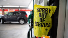 1 de cada 4 gasolineras en Carolina del Norte no tiene combustible, de acuerdo con rastreador