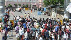 """Raro y mortal """"hongo negro"""" aparece cada vez más en pacientes con COVID-19 en India: informes"""