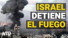 NTD Noticias: Israel y Hamás acuerdan detener el fuego; Kevin McCarthy rinde homenaje al pueblo cubano