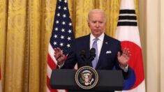 Biden desvía la pregunta sobre los ovnis hacia Obama