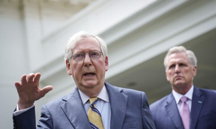 Republicanos rechazan aumentos de impuestos tras reunirse con Biden en materia de infraestructura