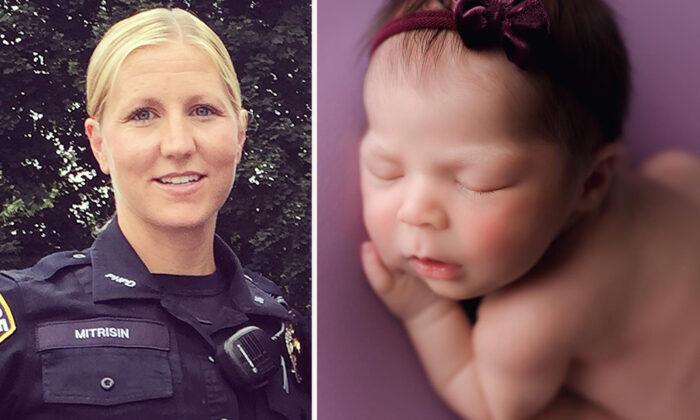 (Izq.) (Cortesía de Kristin Mitrisin a través del Departamento de Policía de Pleasant Hills); (Der.) (Cortesía de Jodi Schleicher)